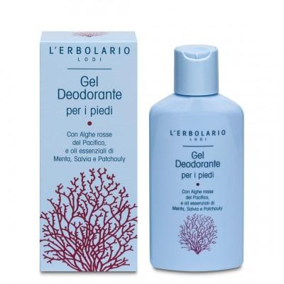 Gel Deodorante per i Piedi Piedi e Gambe