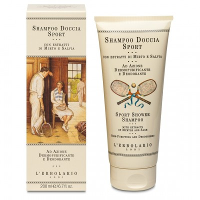 Shampoo Doccia Sport