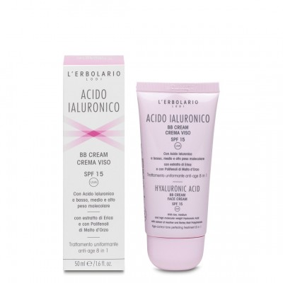 BB Cream Acido Ialuronico