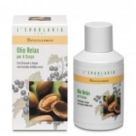 Olio Relax corpo Bioecocosmesi