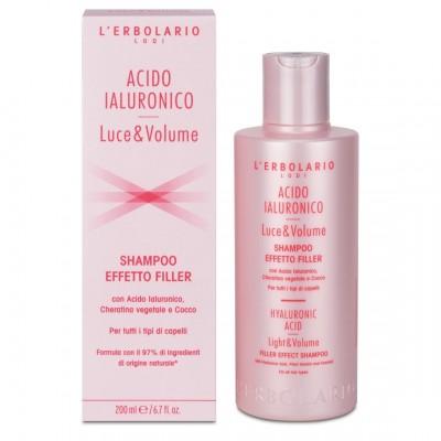 Filler Effect Shampoo Hyaluronic Acid Light&Volume