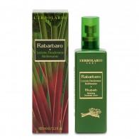 Refreshing Deodorant Lotion Rhubarb