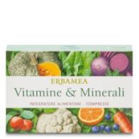 Vitamine & Minerali 24 tabliet