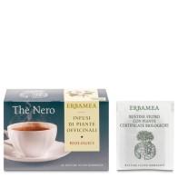 Čierny čaj BIO 20 nálevových vrecúšok