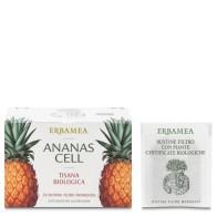 Ananas Cell BIO 20 nálevových vrecúšok